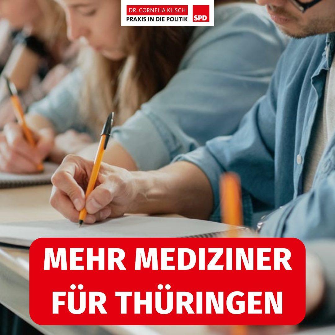 Mehr Mediziner für Thüringen